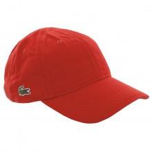 Lacoste Unisex RK9811 Adjustable Cotton Plain Cap