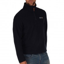 Regatta Mens Elgon 1/4 Zip Fleece Sweater