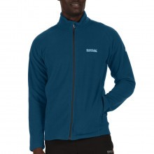 Regatta Mens Tafton Full Zip Fleece