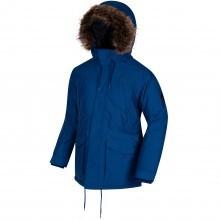 Regatta Mens Waterproof Alarik Insulated Parka Jacket