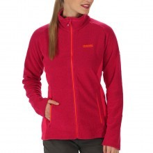Regatta Womens Tafton Full Zip fleece