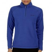 Regatta Womens Kenger Fleece Zip Neck Sweater