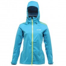 Regatta Womens Airglow Lightweight Waterproof Jacket