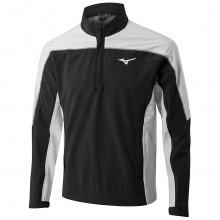 Mizuno Golf Mens Waterproof Pro 1/4 Rain Water Repellent Jacket