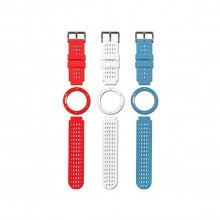 Skycaddie Golf Linx Band & Bezel 3 Colour Multi Pack Watchbands