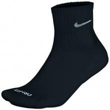 Nike Golf Mens 3 Pair Dri-FIT Quarter Row Socks