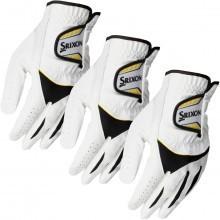 Srixon Mens Hi-Brid Golf Glove GGG 1258 I - LH - White