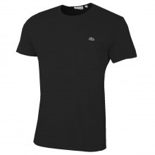Lacoste Mens SS Pocket Crew T Shirt