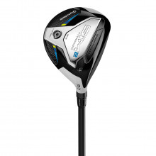 Taylormade Mens 2021 SIM 2 Titanium V Steel Low CG RH Golf Club Fairway
