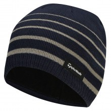 TaylorMade Golf Fleece Stripe Beanie