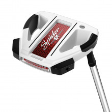 Taylormade Mens 2021 Spider EX Flow Neck Right Hand PureRoll Putter - 34 Inch