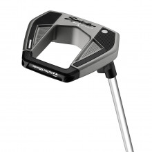 Taylormade Mens 2021 Spider S L-Neck RH PureRoll Fluted Feel Stable Putter