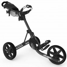 Clicgear Golf 2017 3.5+ Push Trolley Cart + FREE GIFT!
