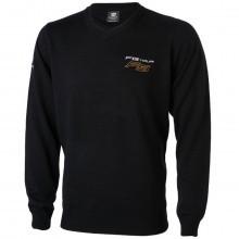 Wilson Staff Mens FG Tour F5 V Neck Wool Blend Golf Sweater