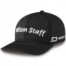 Wilson Staff Mens D200 Golf Cap Adjustable Hat
