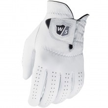 Wilson Staff FG Tour Professional MLH Golf Glove - Single, Multi Packs