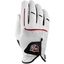 Wilson Staff Mens Grip Plus Golf Glove Synthetic - RH - Multi Pack