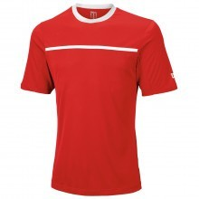 Wilson Sport Mens Team Crew T Shirt