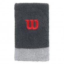 Wilson Sport Unisex 2018 Extra Wide W Wristband