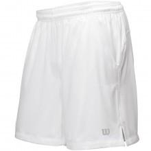 Wilson 2016 Mens Team 9 inch Woven Short Tennis Shorts