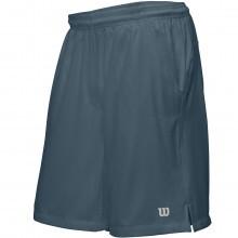 Wilson Mens Team 9 inch Woven Tennis Shorts