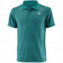 Wilson Sport Mens Core Golf Polo Shirt W Tennis nanoWIK Tech Short Sleeve