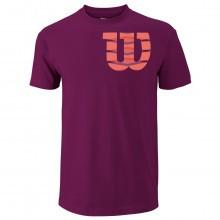 Wilson Sport 2017 Mens Shoulder W Cotton T Shirt