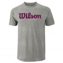Wilson Sport 2017 Mens Script Cotton T Shirt Tennis Tee