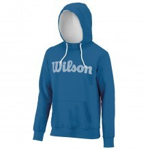 Wilson Sport Mens Script Cotton Pullover Hoody