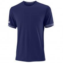 Wilson Sport Mens Team Solid Crew T Shirt