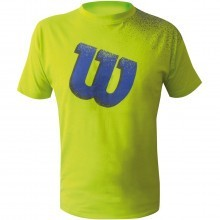 Wilson 2016 Mens Core Spray W Tee Cotton T Shirt