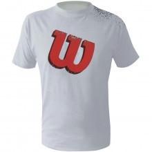 Wilson Mens Core Spray W Tee Cotton T Shirt