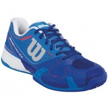 Wilson Mens Rush Pro 2.0 Tennis Shoes Court Trainers