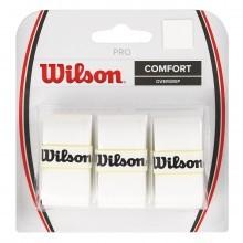 Wilson 2018 Pro Overgrip for Rackets 3 Pack Tennis Badminton