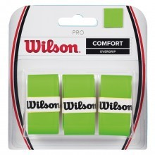 Wilson Pro Overgrip for Rackets 3 Pack Tennis stretchable Grip
