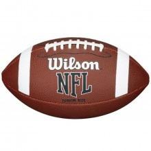 Wilson Junior NFL JR Bin XB Leather American Football - Mini Size