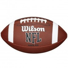 Wilson Junior NFL JR Bin XB Leather American Football - Mini Size