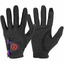 Zero Friction Mens ZF Storm All Weather Golf Gloves - One Size Pair