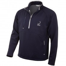 Zero Restriction Mens Chambers Bay Gore Windstopper Golf Pullover