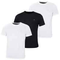 2 white 1 black