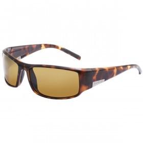 Bolle King Sunglasses Polarized A-14 Oleo AF - Dark Tortoiseshell