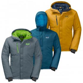 Jack Wolfskin Mens Troposphere Lightweight Windproof Waterproof Jacket
