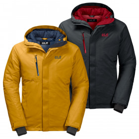 Jack Wolfskin Mens 2019 Waterproof Troposphere Jacket