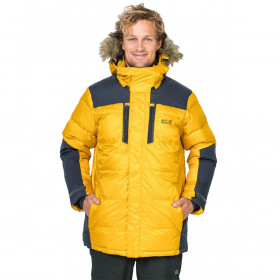 Jack Wolfskin Mens The Cook Parka