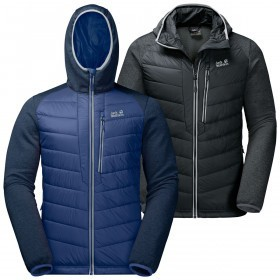Jack Wolfskin Mens Skyland Crossing Fleece Jacket