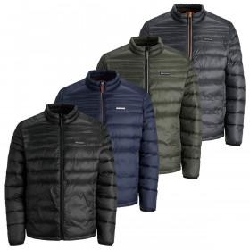 Jack & Jones Mens 2021 JJEace Puffer Collar High Neck Regular Fit Jacket