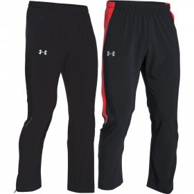Under Armour Mens UA Launch Stretch Woven Pant Bottoms