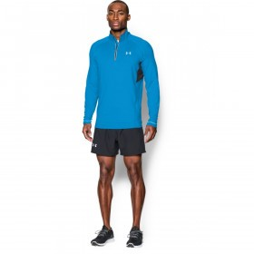 Under Armour Mens UA Launch 1/4 Zip Pullover