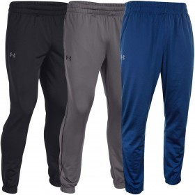Under Armour Mens Relentless Tapered Warm-Up Pant Bottoms