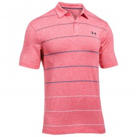 Under Armour Mens Golf CoolSwitch Pivot Polo Shirt
